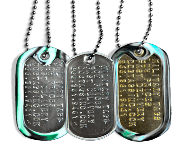 Dog Tag Builder